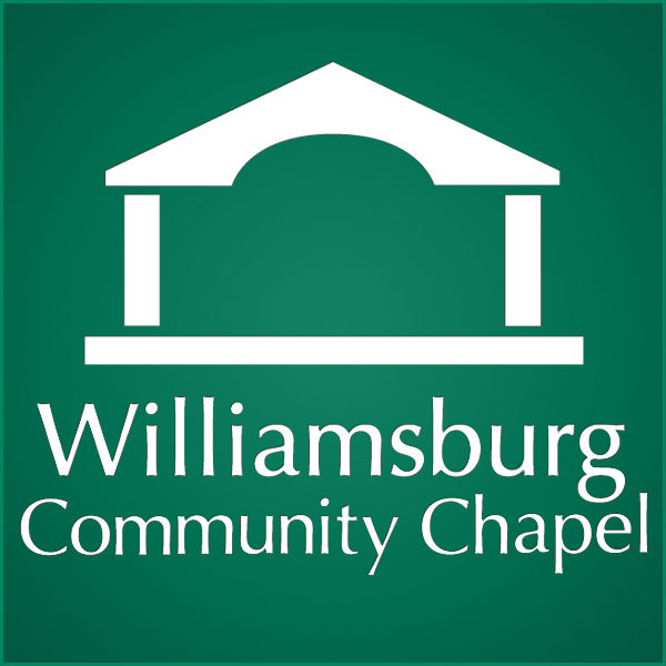 Williamsburg Community Chapel Sunday Service Podcast